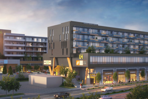 University Heights redevelopment proposal to Council August 24